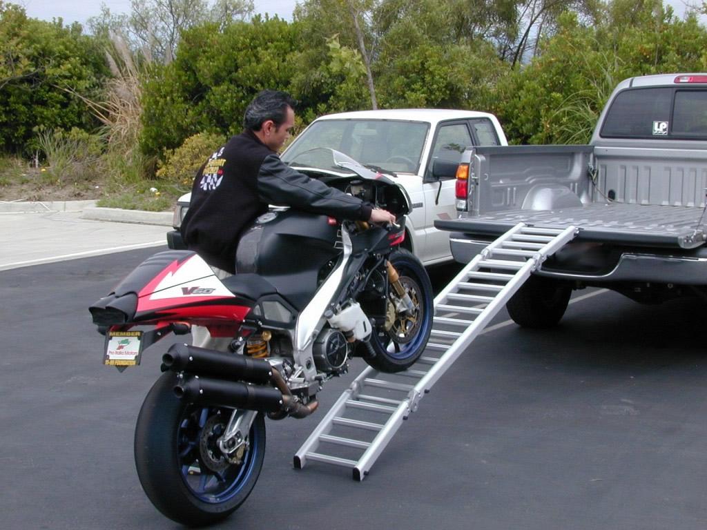 Street bike to Compact Truck