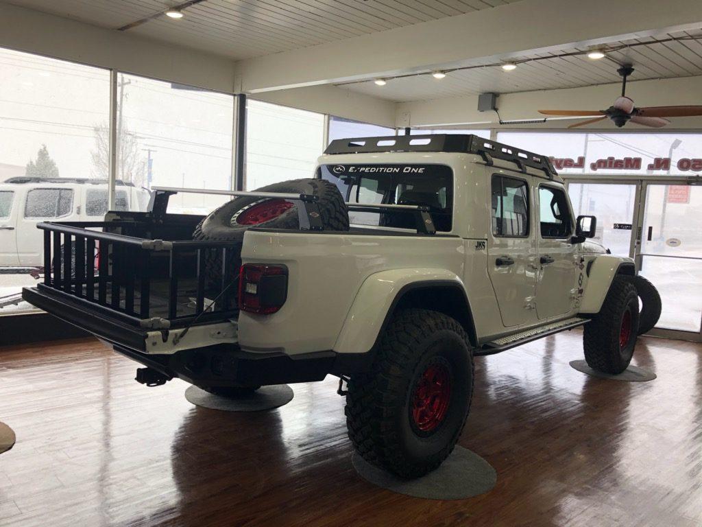 2020 Jeep Gladiator!